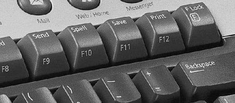 F1 F2 F3 Gibi Fonksiyon Tu%C5%9Flar%C4%B1 Klavye Rehberi