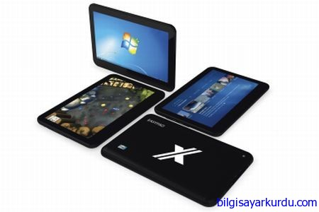 Windows 7′li Exper EasyPad P11MS Tablet PC