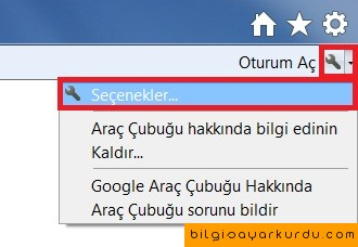 Explorer, Mozilla Firefox Ask Toolbar Kaldırma