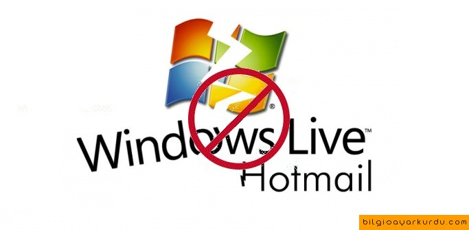 Windows Live Hotmail Hesabı Kurtarma